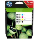 Bläckpatron HP 903XL Value Pack CMYK