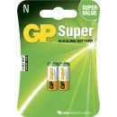 Batteri GP Ultra Alkaline N/LR1 2st/fpk