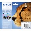 Bläckpatron Epson T7015 CMYK 4st/fpk
