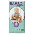 Bambo Nature Maxi 7-18kg 3x60/st/fpk (Miljö)