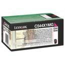 Toner Lexmark C544X1MG Magenta