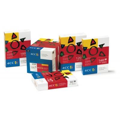 Papper 4CC A4 120g 500st/paket (Miljö)
